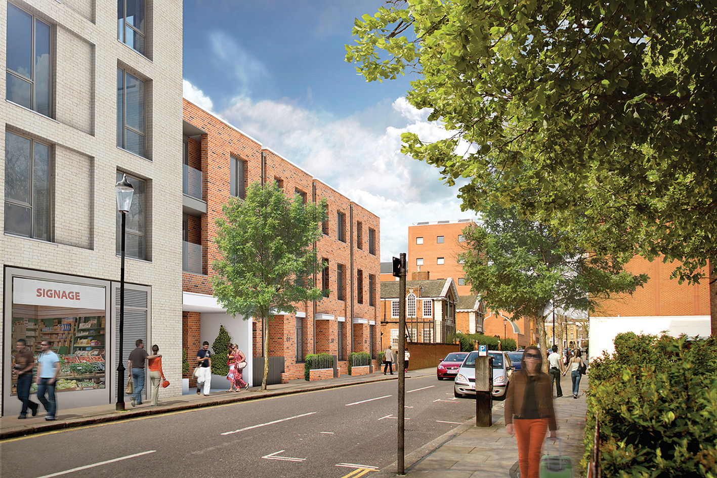 New Secured Project - Clapham Park Estate