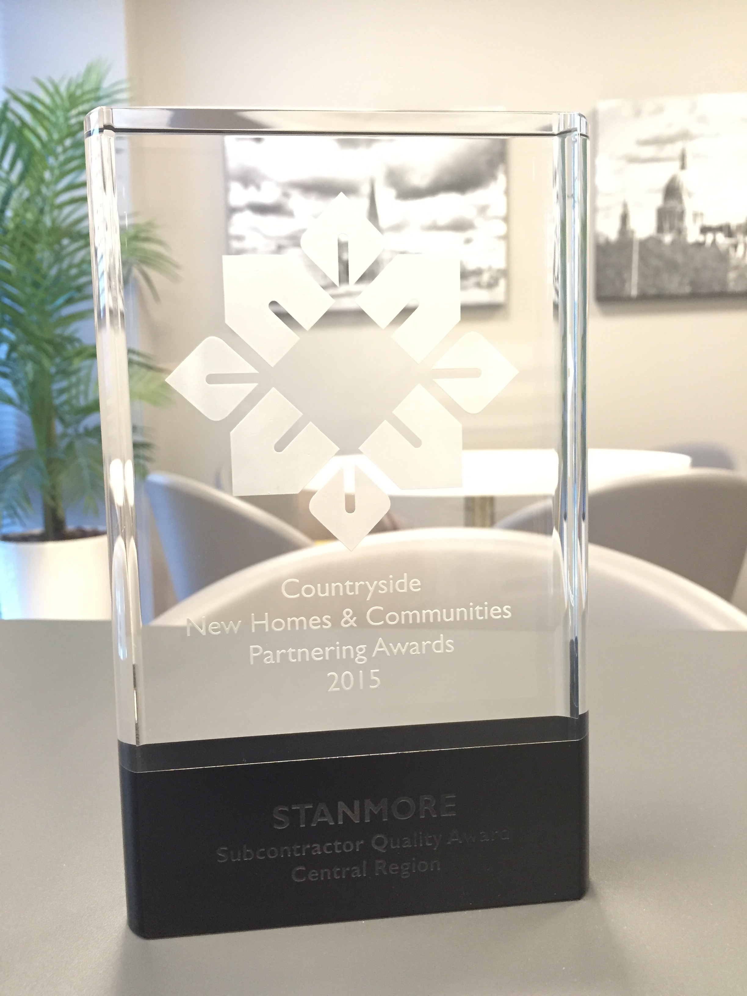 Stanmore win Quality award