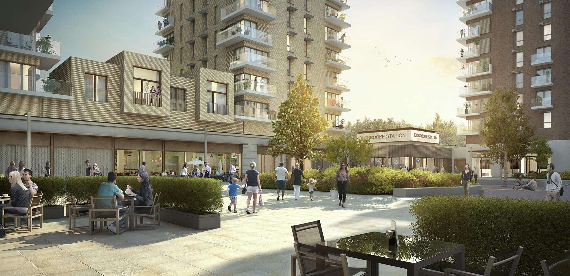 New Secured Project - Kidbrooke Phase 5
