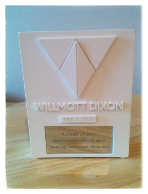 Willmott Dixon Award